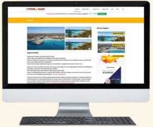 cypern guide hjemmeside